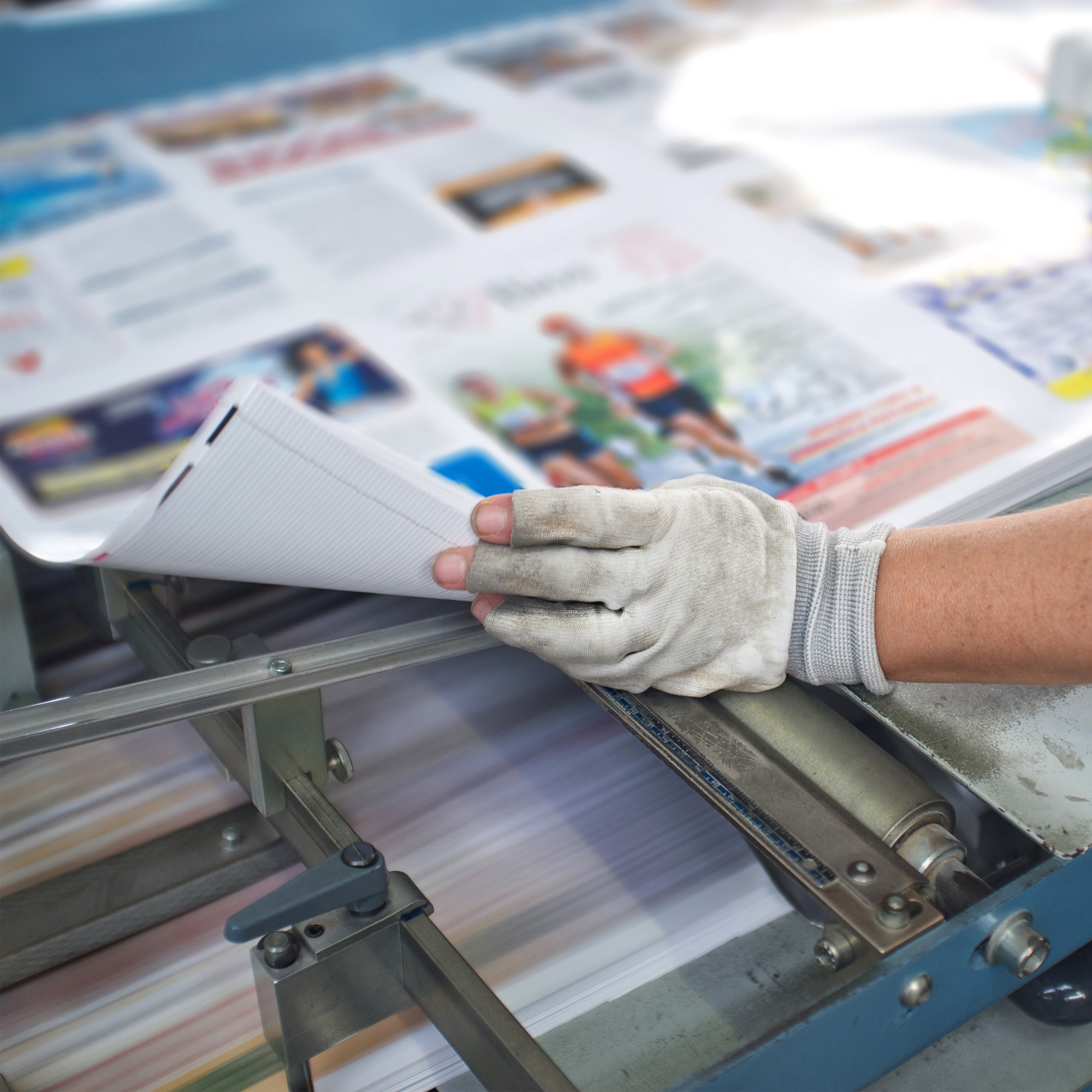 Impressão Digital x2