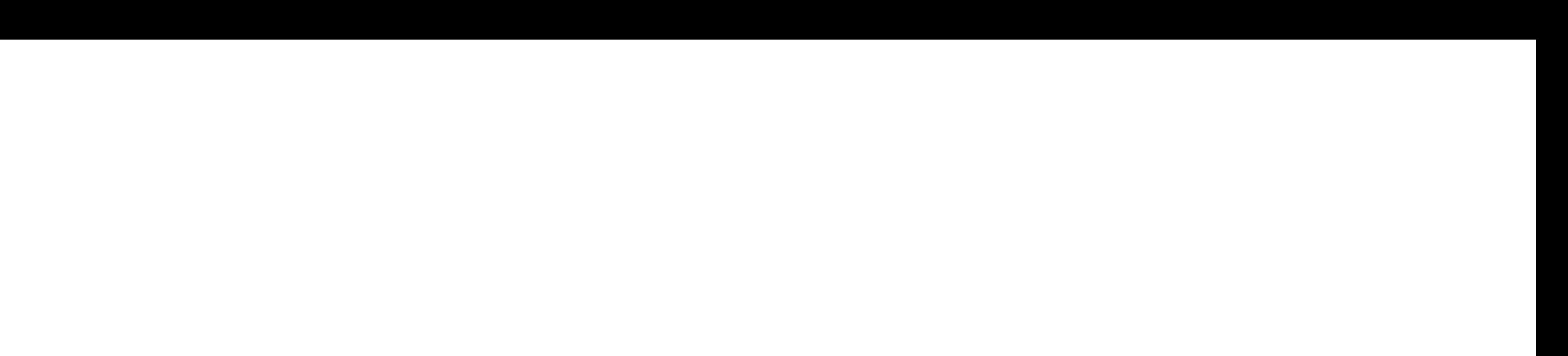 Logo Fast Frame branco horizontal