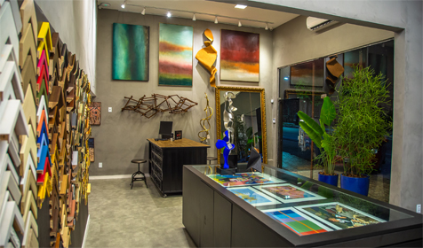 interior loja franquia